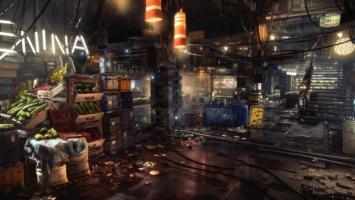 Техническая демонстрация Deus Ex: Mankind Divided