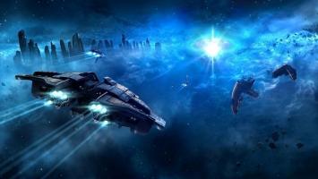 Геймплей EVE: Valkyrie с выставки E3 2015