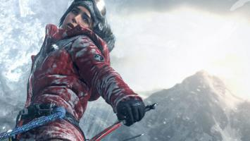 Геймплейный ролик Rise of the Tomb Raider