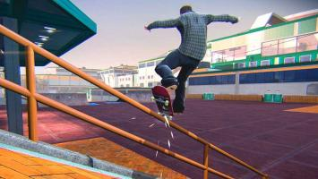 Мультиплеер Tony Hawk's Pro Skater 5 поддерживает до 20 игроков