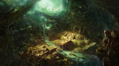 Открытие нового сервера Skylar по игре Battle of the Immortals