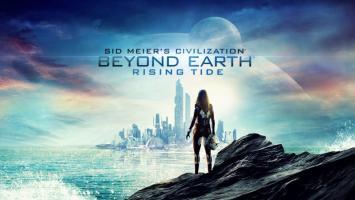 Водный геймплей Civilization: Beyond Earth из дополнения Rising Tide