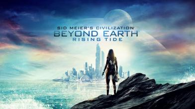 Водный геймплей Civilization: Beyond Earth из дополнения Rising Tide