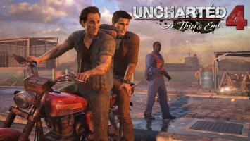 Полная запись демки Uncharted 4 с E3 2015