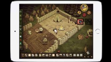 Сегодня Don't Starve: Pocket Edition выходит на iPad