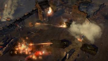 Британские войска вышли в наступление на Company of Heroes 2