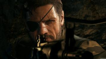 Финальный вариант обложки Metal Gear Solid 5: The Phantom Pain не содержит упоминания Хидео Кодзимы