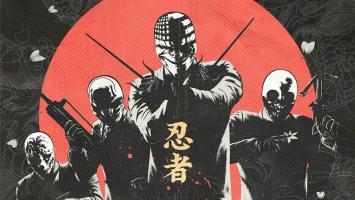Ограбление по-японски— вPayday 2появится экипировка ниндзя