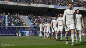 ФК«Реал Мадрид» подписал лицензионное соглашение сиздателем FIFA16