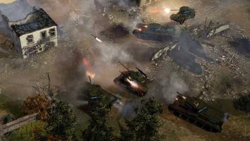 Знакомство с британской армией в Company of Heroes 2