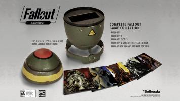 Этой осенью на PC выходит Антология Fallout