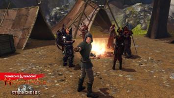 Новое видео дополнения Neverwinter: Strongholds