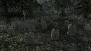 В Skyrim вернулись скорбь и траур