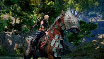 Новая лошадиная броня для Dragon Age: Inquisition