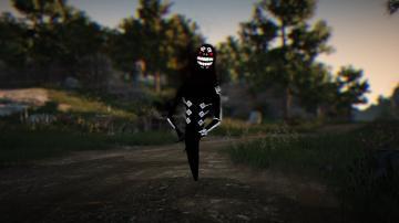 Черный дух в Black Desert