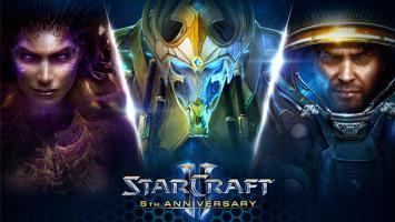 StarCraft 2 исполнилось пять лет