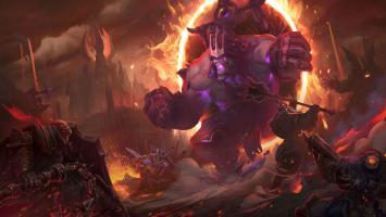 На Gamescom 2015 представлены новые персонажи Heroes of the Storm