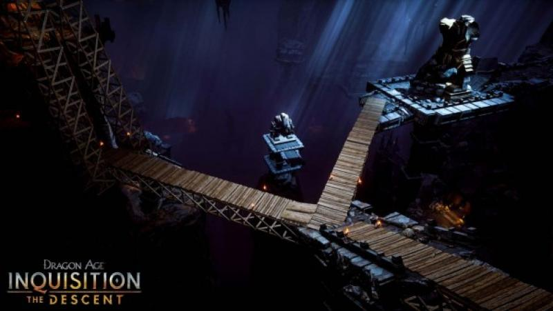 На следующей неделе фанаты Dragon Age: Inquisition отправятся в подземелья с дополнением The Descent