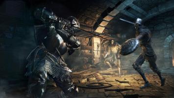 Мрачные и пугающие скриншоты Dark Souls 3