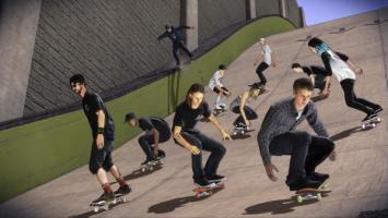 Tony Hawk's Pro Skater 5 сменила стиль и стала выглядеть хуже