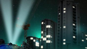 Цикл смены дня и ночи в дополнении After Dark к Cities: Skylines