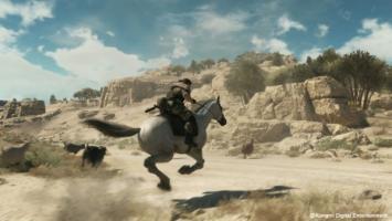 Разрешение MGS5: The Phantom Pain составляет 1080p на PS4 и 900p на Xbox One