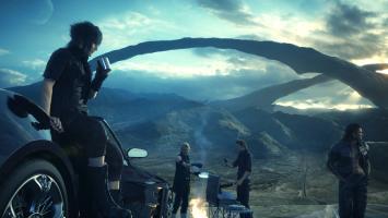 Великолепное окружение на новых скриншотах Final Fantasy 15