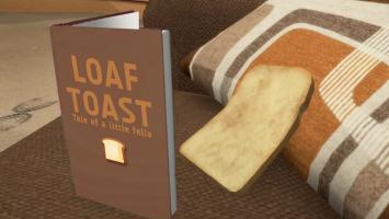 В этом месяце вы сможете почувствовать себя ломтем хлеба на PlayStation 4