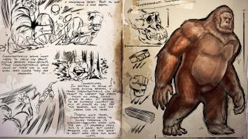 Приручите собственного гигантопитека в ARK: Survival Evolved