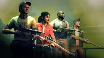 В Zombie Army Trilogy в бесплатном апдейте появились персонажи Left 4 Dead