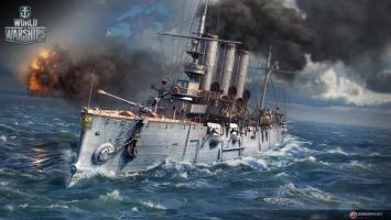 Wargaming и ASUS запускают акцию для фанатов World of Warships