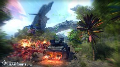 Warshift— новая гибридная игра, сочетающая жанры RTS, экшена иRPG