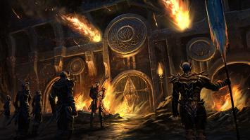 Для The Elder Scrolls Online на PC и Mac вышло DLC Imperial City