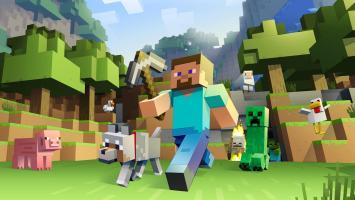 Minecraft на PC получила очередной апдейт