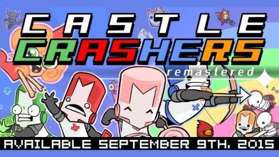Через 2 дня на Xbox One выйдет Castle Crashers Remastered