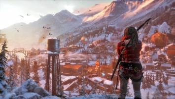 Сравнительные скриншоты Rise of the Tomb Raider на Xbox One и Xbox 360