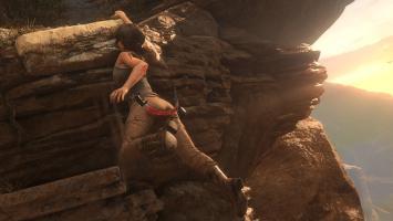 Игроки смогут соревноваться с друзьями в Rise of the Tomb Raider