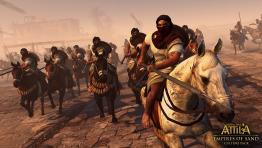Набор культур «Песчаные империи» появится вTotal War: Attila наследующей неделе