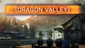 Прогресс разработки карты Dragon Valley для Battlefield 4