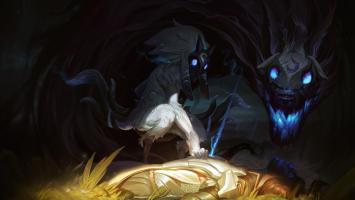 Встречайте двойного героя League ofLegends— Киндред