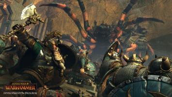 Гномья кампания в геймплейном ролике Total War: Warhammer
