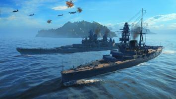 Сегодня состоялся официальный релиз World of Warships
