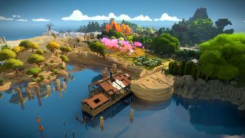 The Witness выйдет на PS4 в конце января
