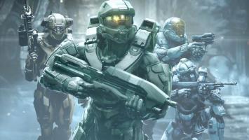 Команда Мастера Чифа в кинематографическом ролике Halo 5: Guardians