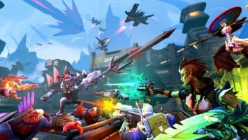 Главный антагонист Battleborn в новом трейлере игры