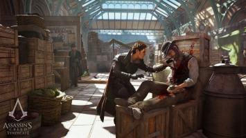 Геймплей за Иви Фрай в ролике Assassin's Creed: Syndicate