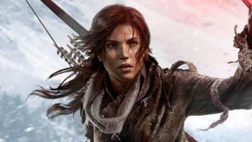Десять минут геймплея Rise ofthe Tomb Raider насложности «опытный расхититель»