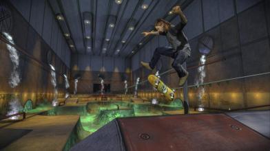 Релизный патч для Tony Hawk's Pro Skater 5 оказался больше самой игры