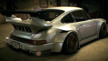 Кастомизация автомобилей в новом ролике Need for Speed