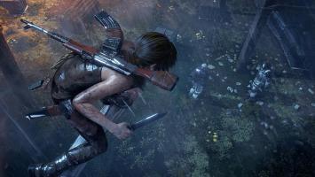 В Rise of the Tomb Raider Лару Крофт будет пугать Баба-яга